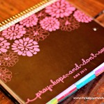 Getting Myself Organized: How I Learned to Use a Planner